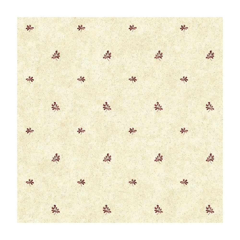 Best of Country Pottery Geometric Spot Wallpaper