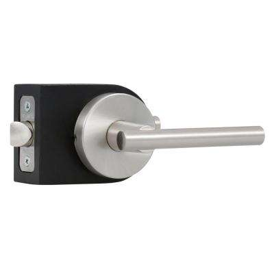 Contemporary Collection Cira Satin Nickel Hall/Closet Door Lever