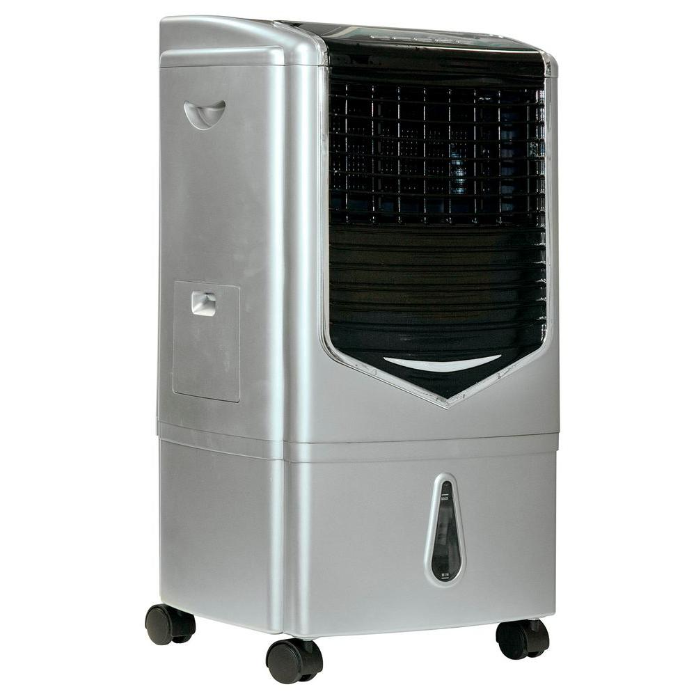 KuulAire 350 CFM 3-Speed Portable Evaporative Cooler for 175 sq. ft.