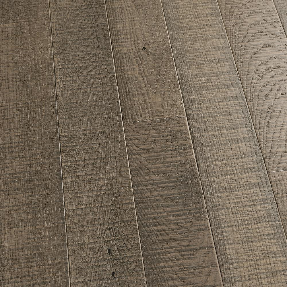 Malibu Wide Plank French Oak Santa Cruz 3 4 In Thick X 5