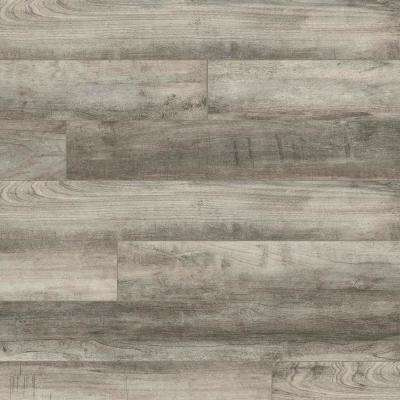 Tupelo Gray 12 mm Thick x 6.1 in. Wide x 47.64 in. Length Laminate Flooring (14.13 sq. ft. / case)