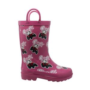 Case IH 3D Fern Farmall Rubber Boot Kids Toddler-Youth Boot