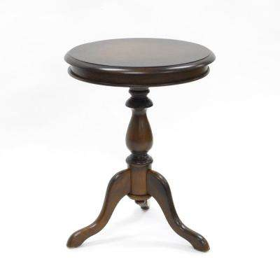 Gilda Chestnut Side Table