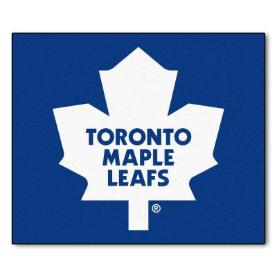 Toronto Maple Leafs 5 ft. x 6 ft. Tailgater Rug