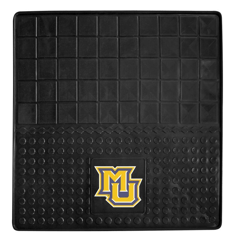 NCAA Marquette University Heavy Duty 31 in. x 31 in. Vinyl Cargo Mat