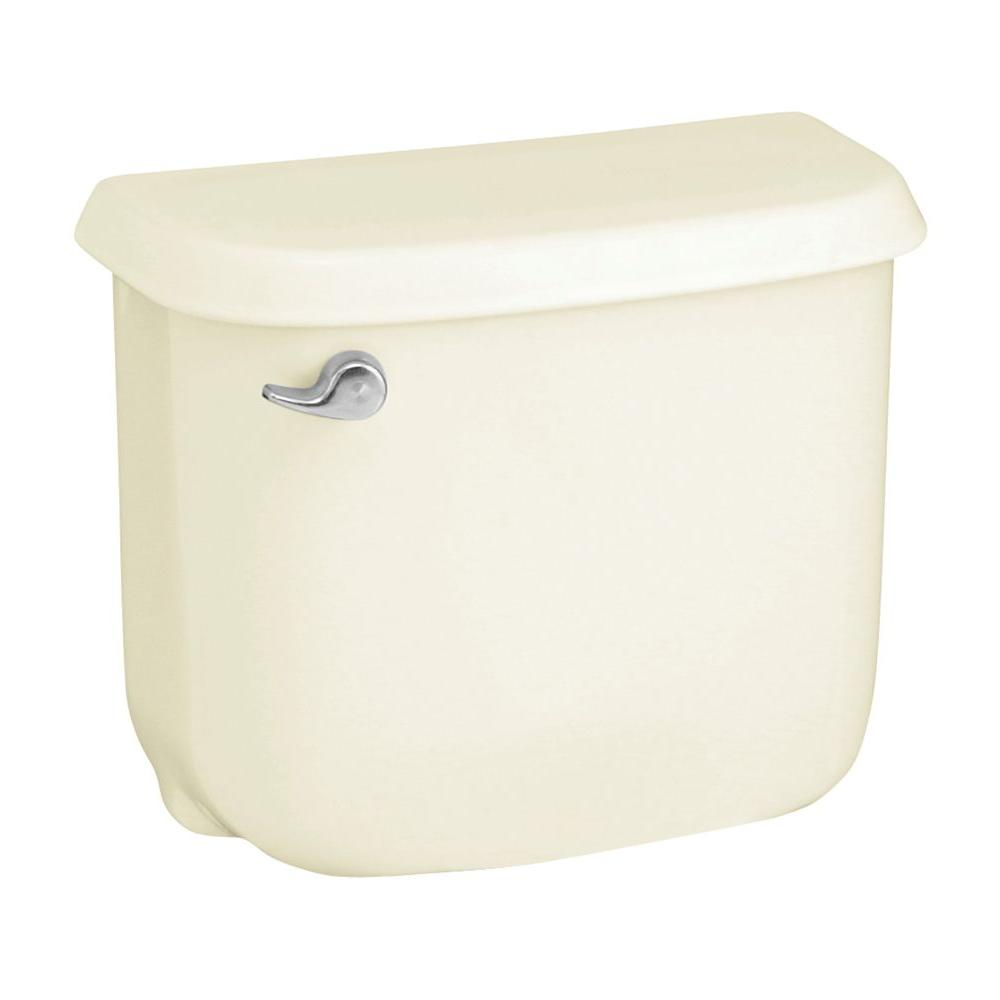 STERLING Windham 1.6 GPF Single Flush Toilet Tank Only in Biscuit