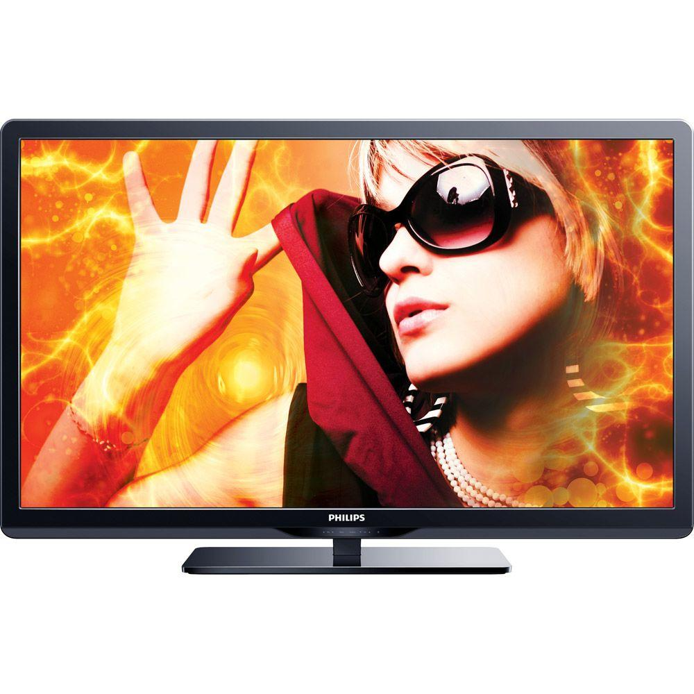 Philips 3000 Series 50 in. LCD 1080p 60Hz HDTV-DISCONTINUED