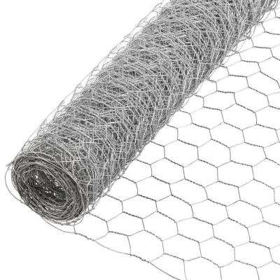 1 in. x 6 ft. x 75 ft. Poultry Netting