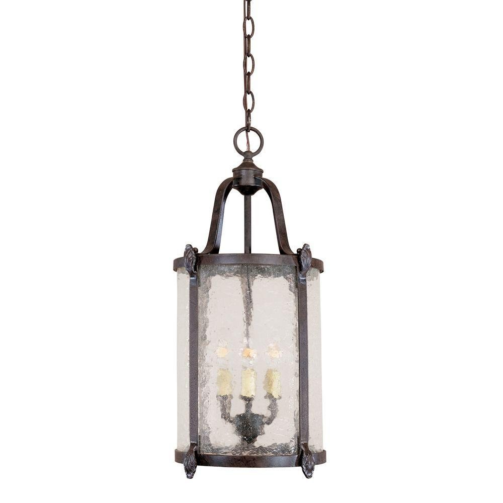 old world lighting. world imports old sturbridge collection 3light bronze indooroutdoor semiflushmount light lighting