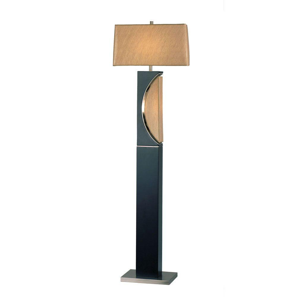 NOVA Half Moon Floor Lamp