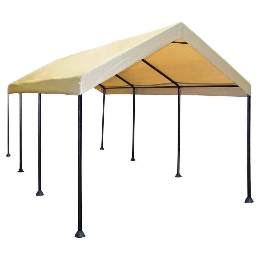 Caravan Sports 10 ft. x 20 ft. Mega Domain Carport