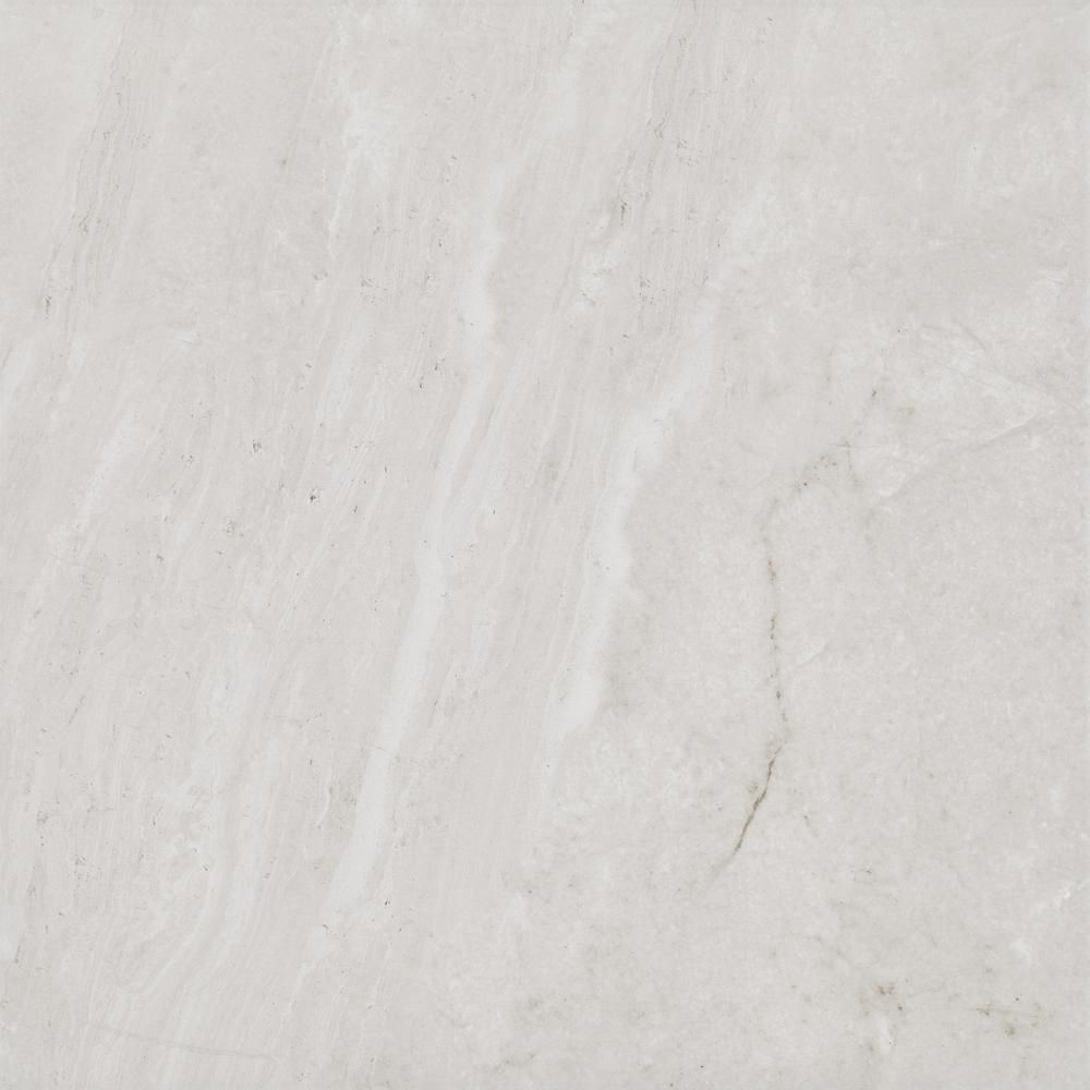 Campania Grey 18 in. x 18 in. Ceramic Floor and Wall