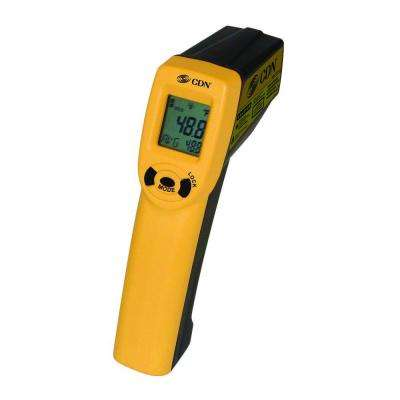 Yellow Digital Infrared Thermometer