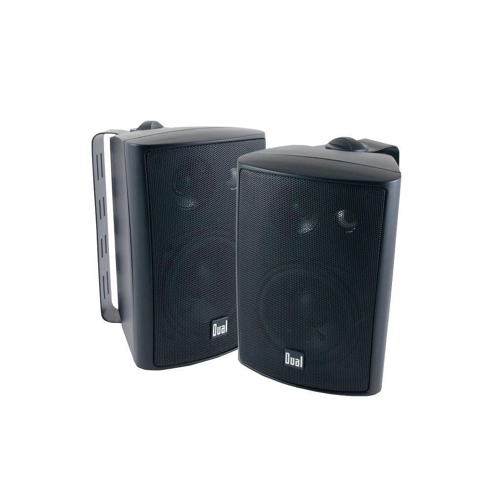 100 Watt 3 Way Indoor Outdoor Speakers