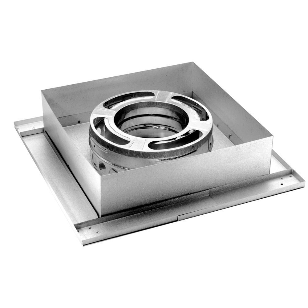 DuraPlus 6 in. Flat Ceiling Support Box