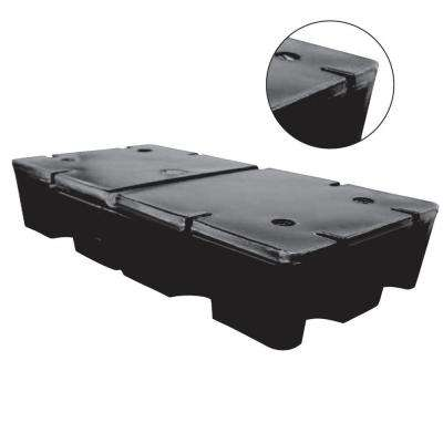 72 in. x 20 in. x 8 in. Professional Float
