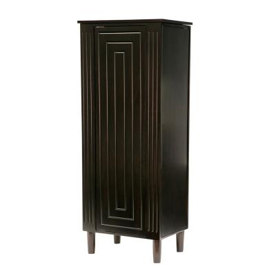 Sicily Java Wooden Jewelry Armoire