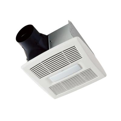 InVent Series 80 CFM Ceiling Installation Bathroom Exhaust Fan with Light, ENERGY STAR*