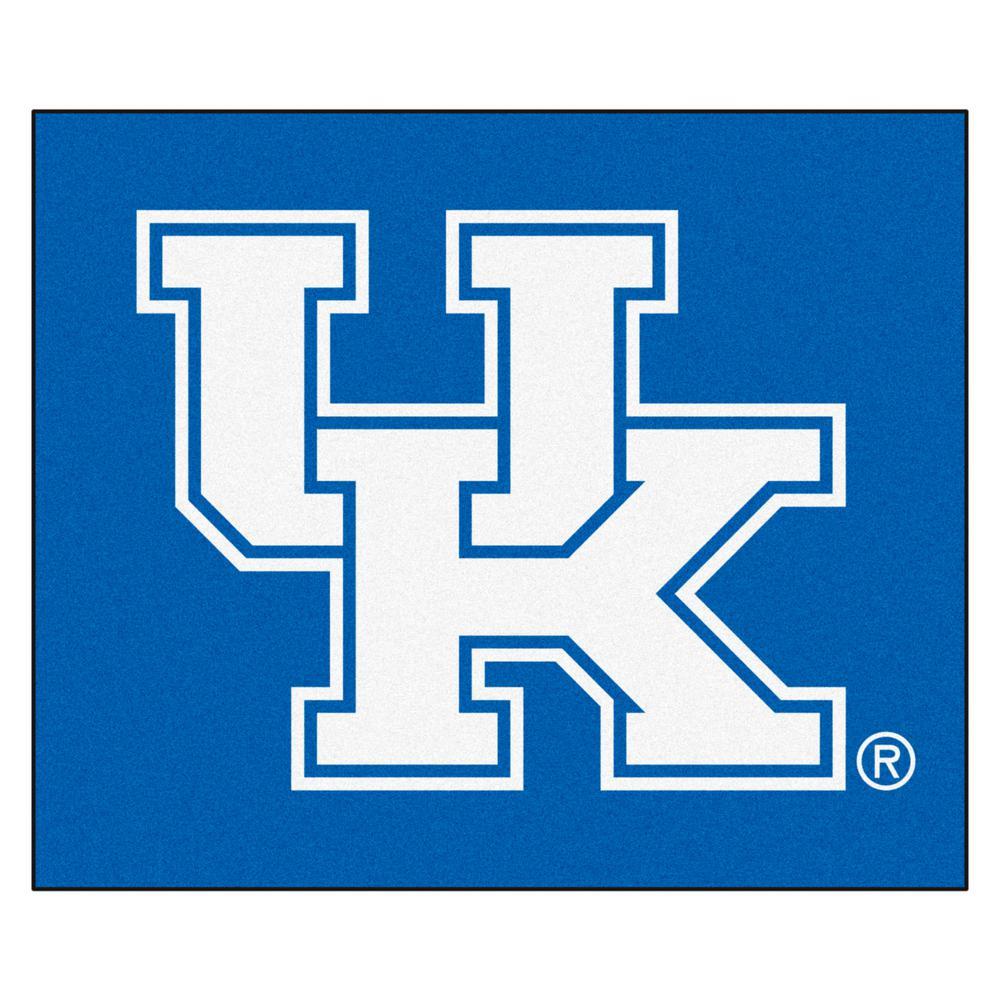 University of Kentucky 5 ft. x 6 ft. Tailgater Rug