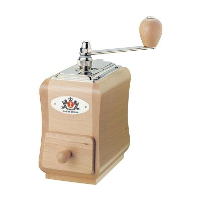 Santiago Natural Beechwood Manual Coffee Mill