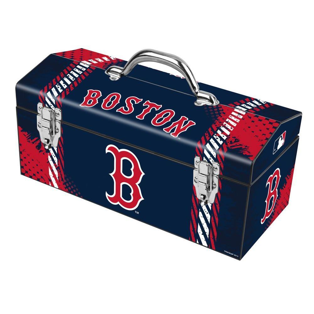 16 in. Boston Red Sox MLB Tool Box