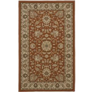 Orian Rugs Bursa Leather 1 ft. 11 inch x 3 ft. 3 inch Accent Rug by Orian Rugs