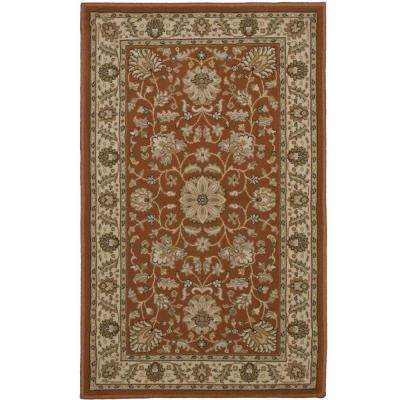Bursa Leather 1 ft. 11 in. x 3 ft. 3 in. Accent Rug