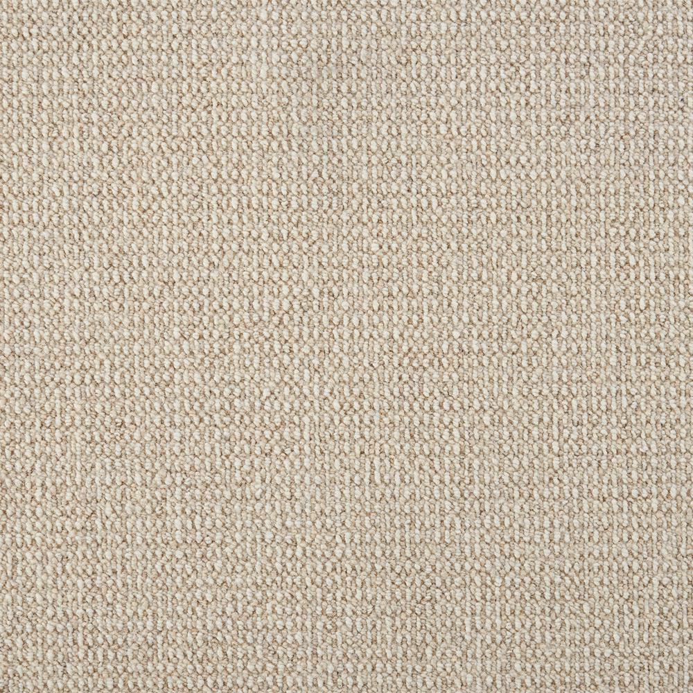 Sand Harbor - Color Desert/Ivory Loop 12 ft. Carpet