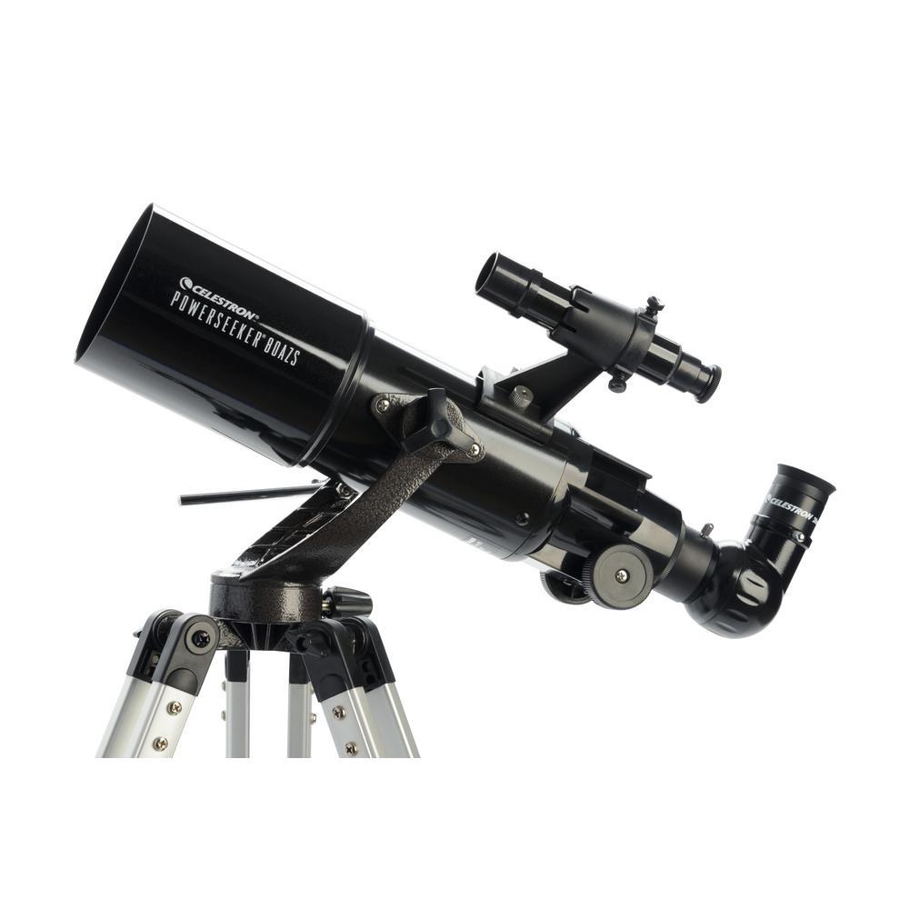 80AZS Powerseeker Telescope