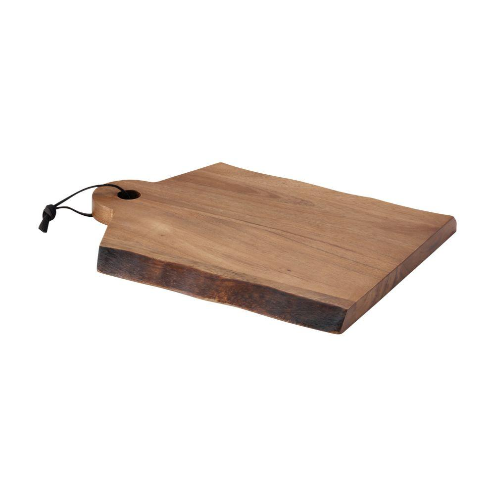 Rachael Ray Cucina Pantryware Wooden Cutting Board with Handle