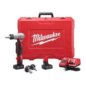 Milwaukee M12 12-Volt Lithium-Ion Cordless ProPEX Expansion Tool Kit by Milwaukee
