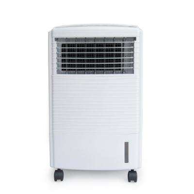 476 CFM 3-Speed Portable Evaporative Cooler with 3D Cooling Pad