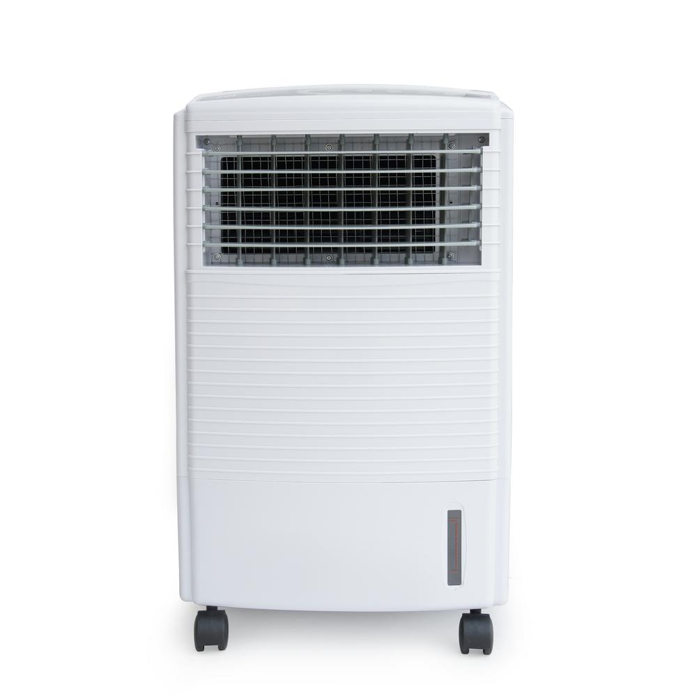 Evaporative Air Cooling : Spt cfm speed portable evaporative cooler with d