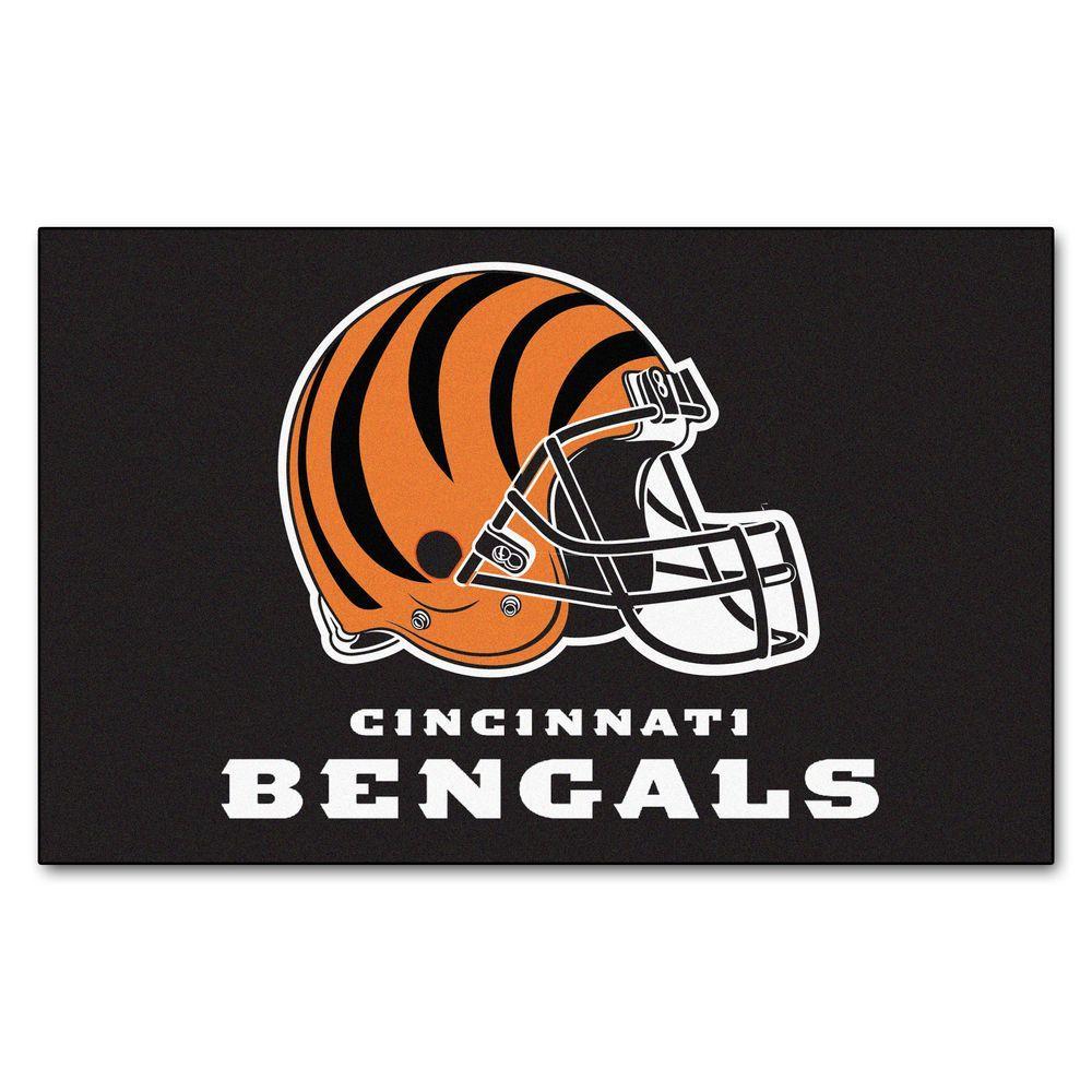 Cincinnati Bengals 5 ft. x 8 ft. Ulti-Mat