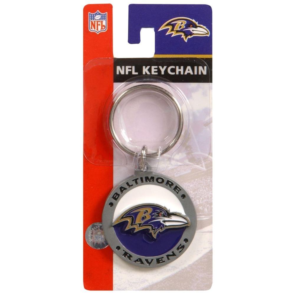 Baltimore Ravens NFL Key Chain