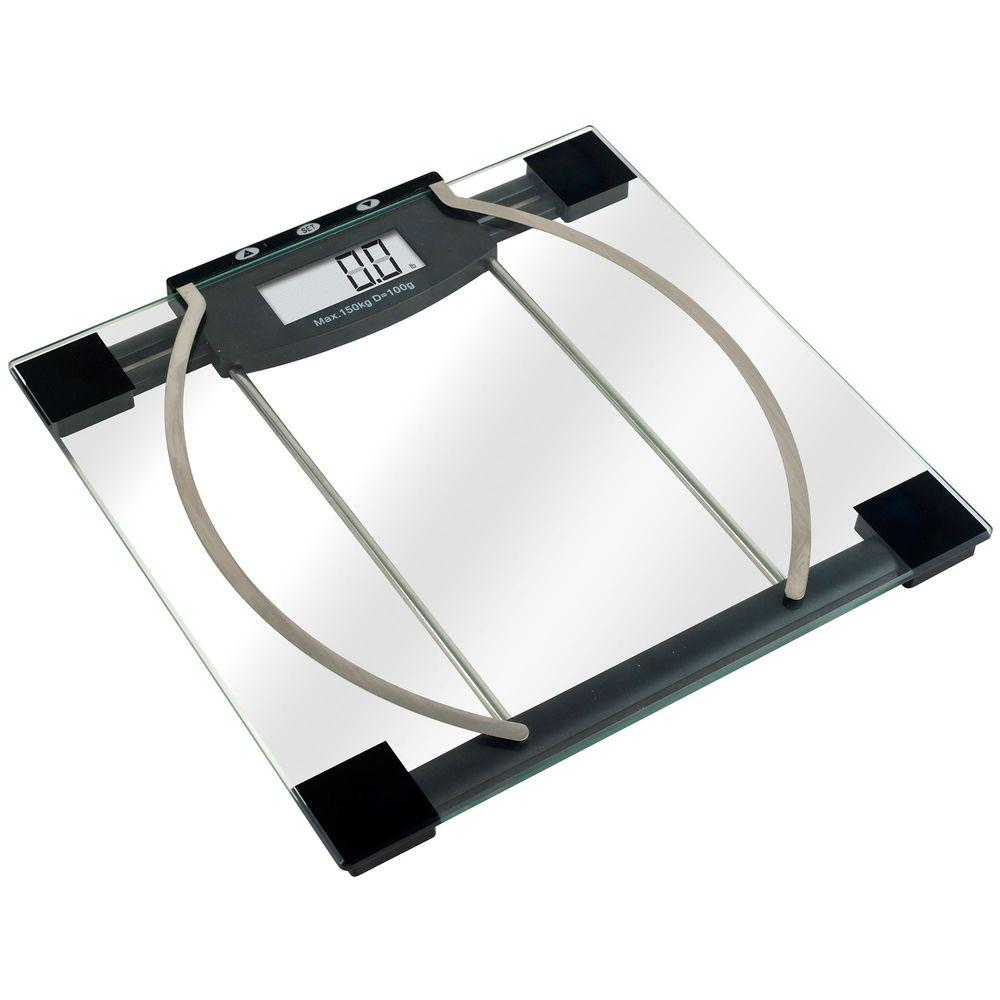 Remedy Digital Body Weight, Fat and Hydration Scale-BIA