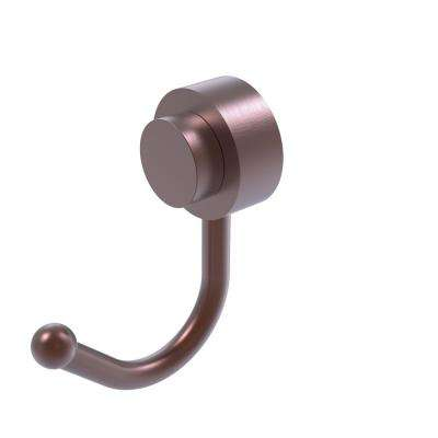 Venus Collection Wall-Mount Robe Hook in Antique Copper
