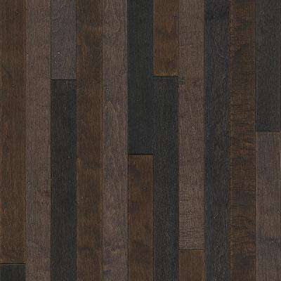Take Home Sample - Vintage Farm Reclaimed Maple Mix Solid Hardwood Flooring - 5 in. x 7 in.