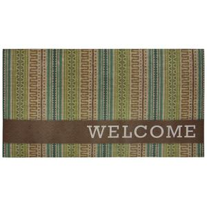Click here to buy  Santa Fe Summer Welcome 20 inch x 36 inch Door Mat.