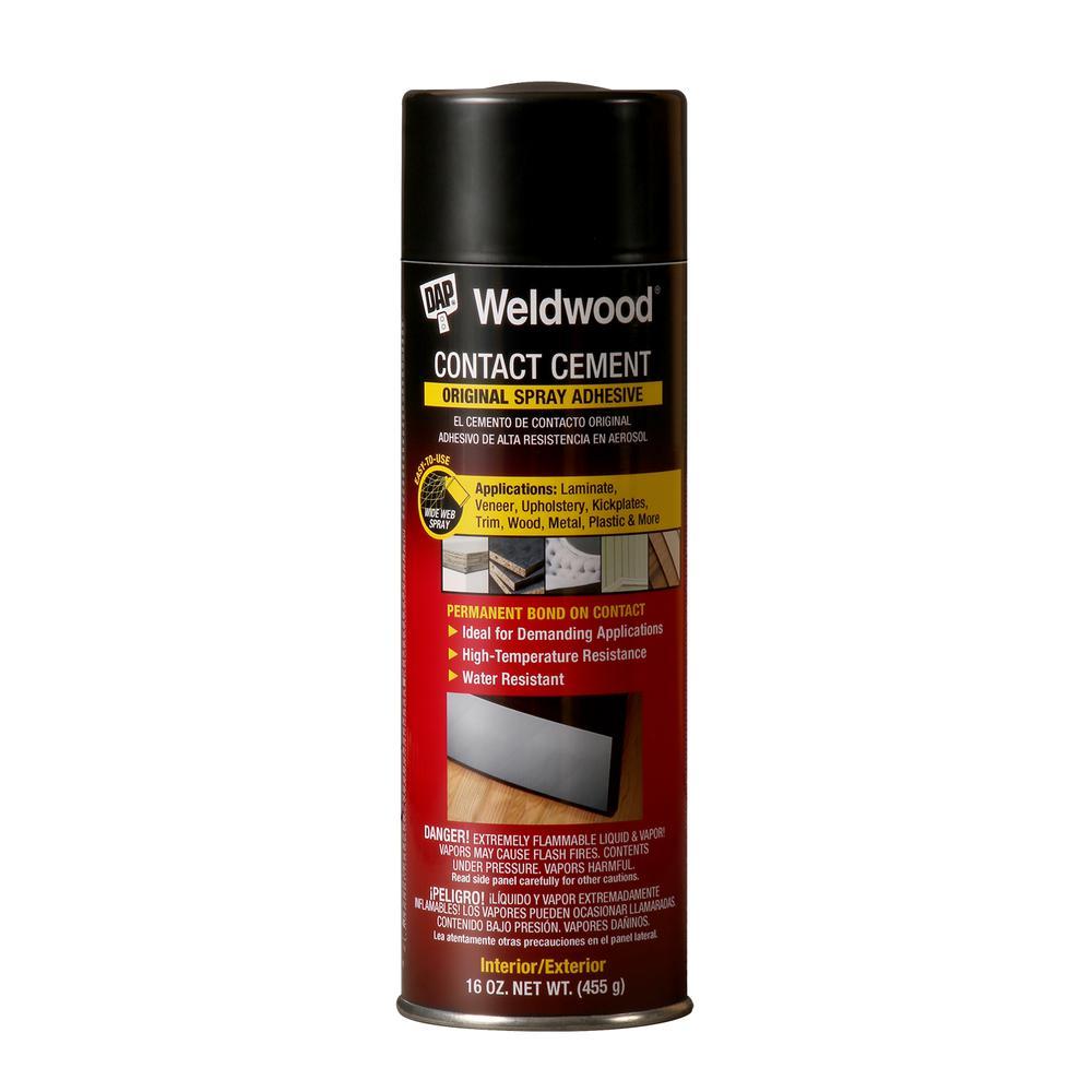 Weldwood 16 oz. Contact Cement Spray