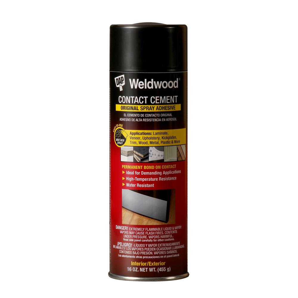 Weldwood 16 oz. Contact Cement Spray