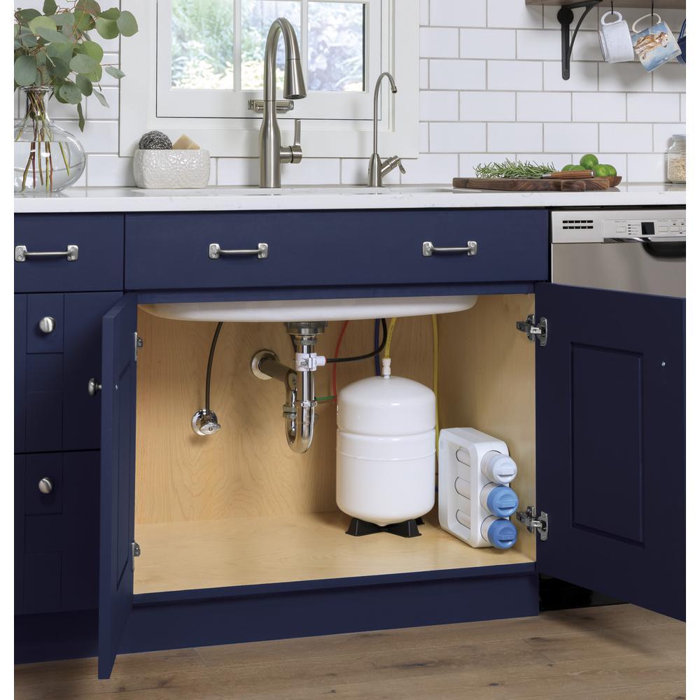 Ge Under Sink Reverse Osmosis Water, Under Cabinet Water Filter
