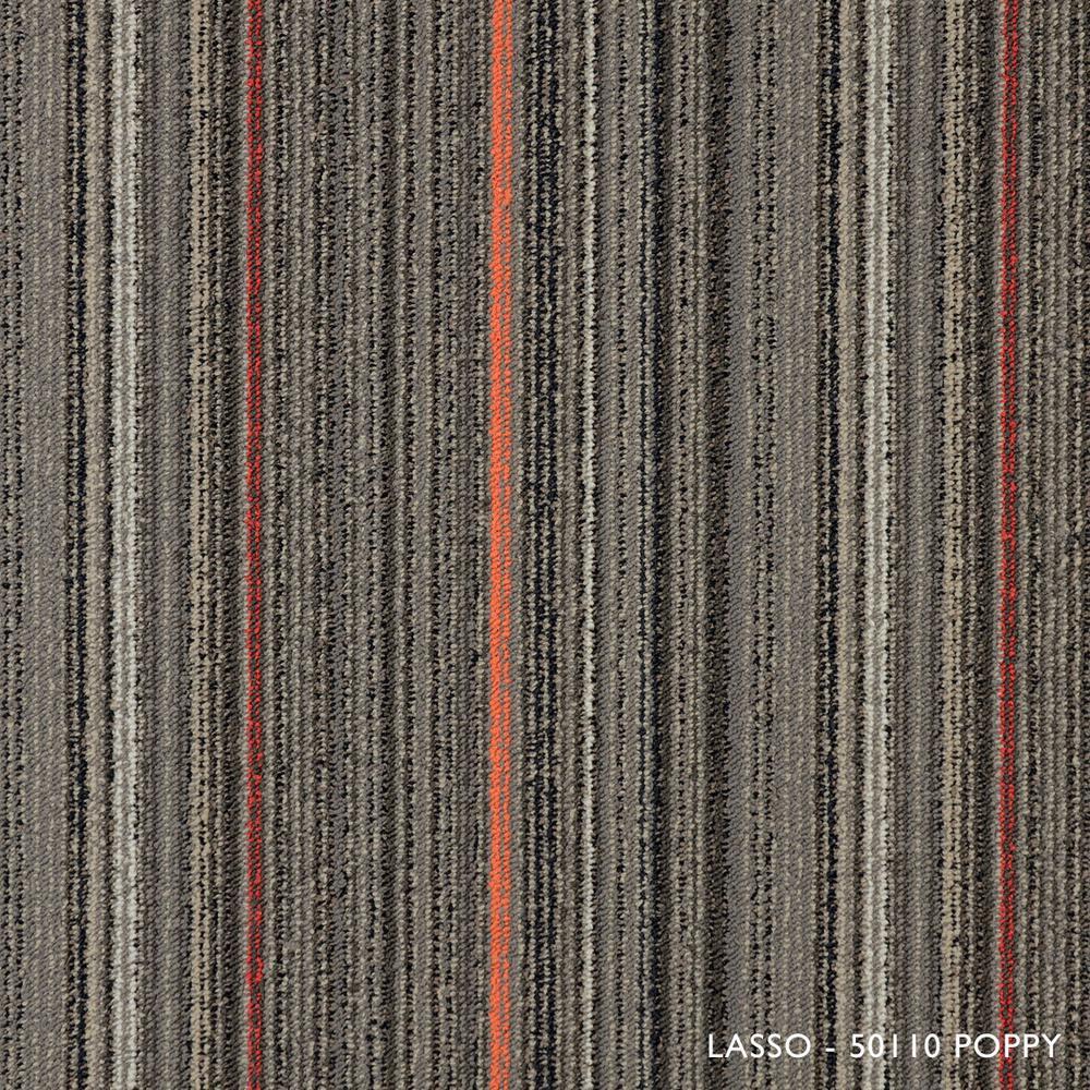 Lasso Poppy Loop 19.68 in. x 19.68 in. (8 Tiles / case)