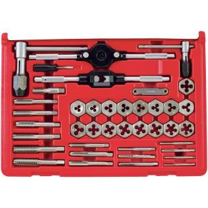 Vermont American Metric Tap & Die Set (40-Piece) by Vermont American