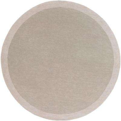 angelo:HOME Cobble Stone 8 ft. x 8 ft. Round Area Rug