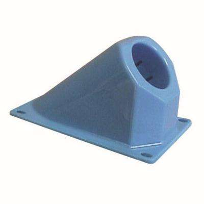 1/2 in. ENT 45 Degree PVC Stub Down (Case of 25)