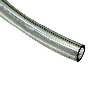 5/16 in. O.D. x 3/16 in. I.D. x 20 ft. Clear Vinyl Tubing