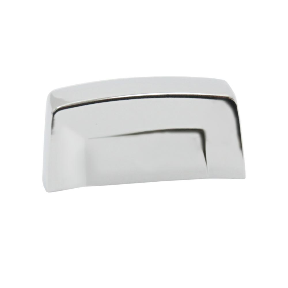 Exceptionnel Polished Chrome Cabinet Pull