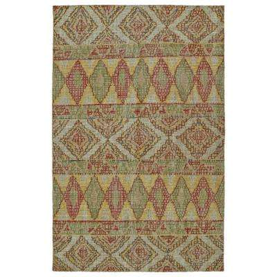 Relic Multi 5 ft. 6 in. x 8 ft. 6 in. Area Rug