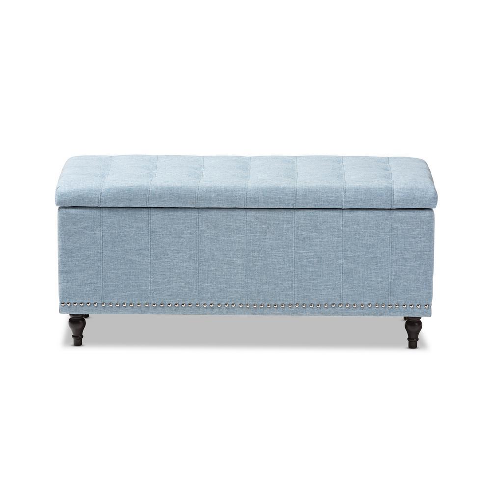 Kaylee Light Blue Bench